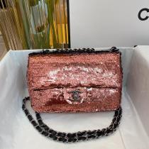 Chanel CF new mini female stylish classic flap crossbody shoulder bag lively smartphone makeup bag multiple variation