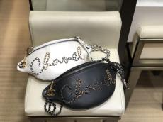 Chanel Limited edition  As188 female stylish waist belt bag casual chest bag