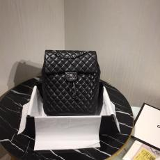 Chanel duma backpack stylish quilted drawstring rucksack outdoor lightweight sport backpack