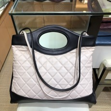 Chanel 31 shopping bag casual quilted lightweight  shoulder bag handbag large-capacity traveling luggage