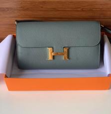 Hermes constance to go WOC wallet-style smartphone crossbody bag multislots card holder exquisite socialite party clutch myriad color for option