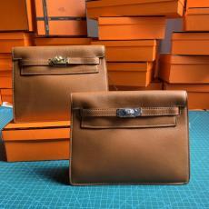 Hermes Kelly danse 22cm versatile leather backpack vintage casual crossbody  bag gorgeous socialite clutch