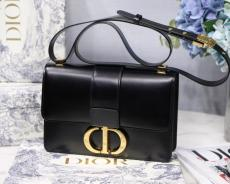 Dior classic 30 Montaigne vintage messenger crossbody bag exquisite socialite party clutch with detachable and adjustable strap