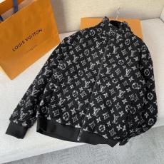 Louis Vuitton/Lv neutral cold-proof winter windbreaker monogram-printed lightweight jacket trendsetter worthy-owned fashion piece