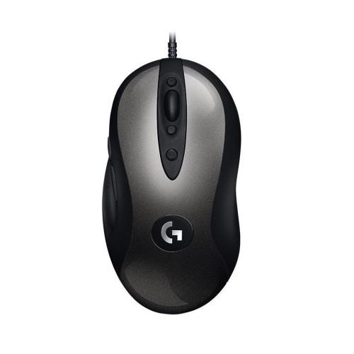 Logitech G MX518 Legendary 16000DPI Gaming Mouse, 8 Programmable Buttons,HERO™ 16K Sensor