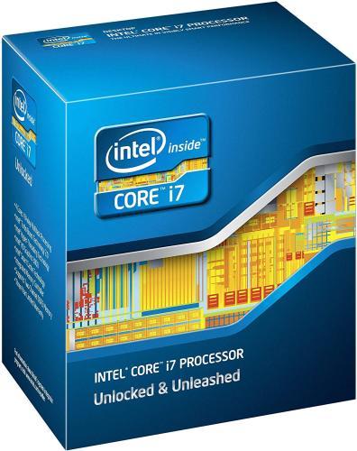 Intel Core i7-2600K Sandy Bridge Quad-Core 3.4GHz (3.8GHz Turbo Boost) LGA 1155 95W BX80623I72600K Desktop Processor Intel HD Graphics 3000