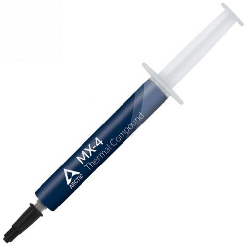 ARCTIC MX-2 - Thermal Compound Paste, Carbon Based High Performance, Heatsink Paste, Thermal Compound CPU for All Coolers, Thermal Interface Material - 4 Grams