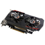 CORN RX560 128-Bit 4GB GDDR5 Graphic Card DirectX12 Video Card GPU PCI Express 3.0 DP/DVI-D/HDMI,Play for LOL,DOTA,COD,War Thunder,Apex etc,Better than RX460