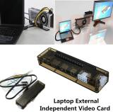 CORN Mini PCI-E Independent Video Card Dock EXP GDC Fit Beast Laptop External External Independent Video Card Dock Express Card