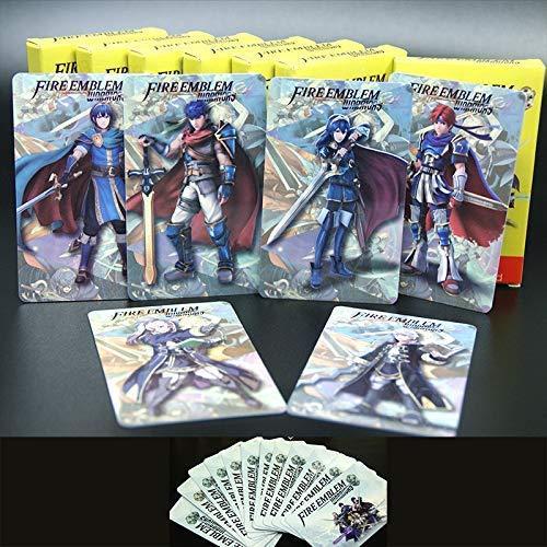 12PCS Full Set NFC TAG AMIIBO Cards for Fire Emblem Warriors Fire Emblem: Three Houses