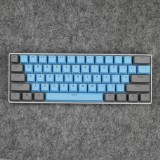 CORN 61 Key Layout OEM Profile PBT Thick Keycaps for 60% Mechanical Keyboard for RK61,GANSS ALT61,IKBC poker,Anne PRO,GH60,iqunix f60