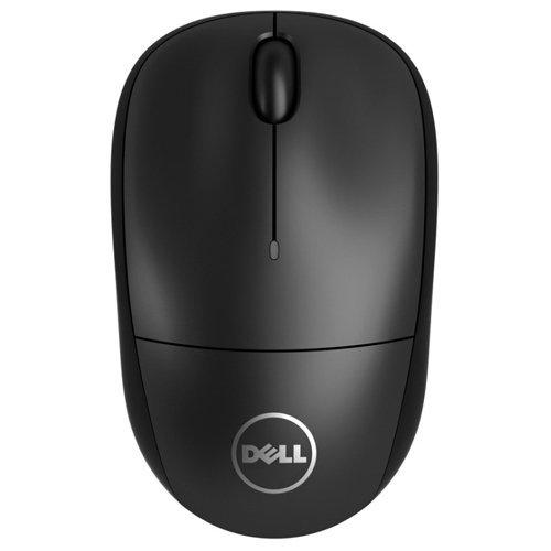 DELL WM123 332-0249 Black 3 Buttons 1 x Wheel USB RF Wireless Optical 1000 dpi Mouse