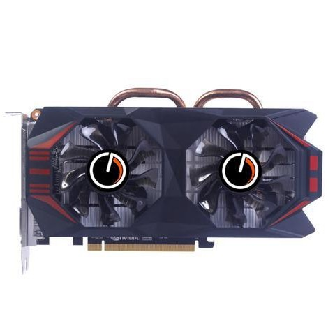 CORN GTX 1060 192-Bit 3GB GDDR5 Graphic Card with dual fans DirectX12 Video Card GPU PCI Express 3.0 DP/DVI-D/HDMI,Play for LOL,PUBG,OW,War Thunder etc.