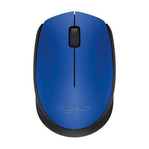 Logitech M170 910-004647 Wireless USB mouse - Blue