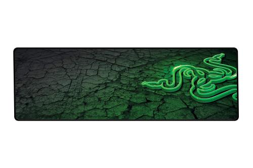 Razer Goliathus Control (Extended) Gaming Mouse Pad: Medium Friction Mat - Anti-Slip Rubber Base - Portable Cloth Design - Anti-Fraying Stitched Frame - Fissure