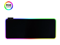 MP-001 RGB LED Gaming Mouse Pad -770X295X3mm, 10 Modes Cool Light Effect