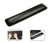 Keyboard Wrist Rest Pad Ergonomic Laptop Computer Keyboard Wrist Rest Pad Support Cushion for PC Gaming(14.5 inch x 3.2 inch)