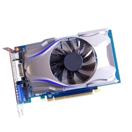 CORN NVIDIA GeForce GTX 650 1GB 128-Bit DDR5 Graphic Card random color Video Card GPU GTX650-DCO-1GD5 DirectX 11 PCI Express 3.0 HDCP DVI/VGA/HDMI