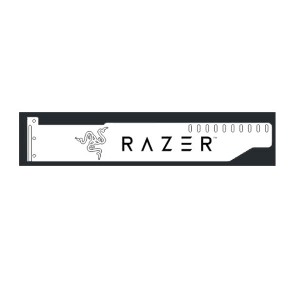 Corn Electronics Universal 11 Colors Remote Control LED Acrylic GPU Brace 11''   -  Razer