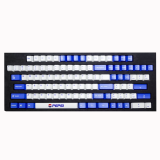 CORN Pepsi Theme PBT Keycaps(134pcs) for FILCO IKBC Cherry, Original Height Support108 64 78 84 96Keys Layout Keyboard
