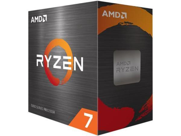 AMD Ryzen 7 5800X 8-Core 3.8 GHz Socket AM4 105W 100-100000063WOF Desktop Processor