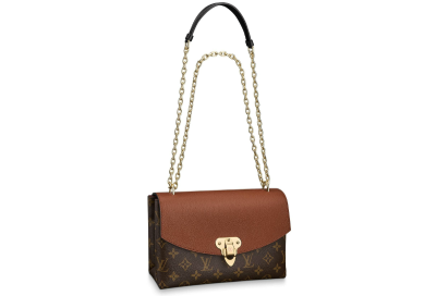 Louis Vuitton Monogram Canvas Saint Placide Bag M43486