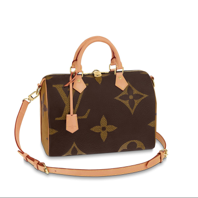 Louis Vuitton Monogram Canvas Speedy Bandouliere 30 Bag M44602