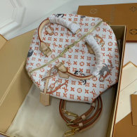 Louis Vuitton Damier Canvas Speedy 30 Catogram Handbag Bag M44400