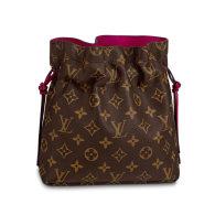 Louis Vuitton Monogram Canvas Noe Pouch Tote Bag M43445