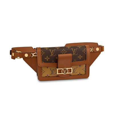 Louis Vuitton Monogram Canvas Dauphine Bumbag M44586