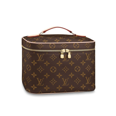 Louis Vuitton Monogram Canvas Toiletries Bag Nice BB Cosmetic Bag M42265