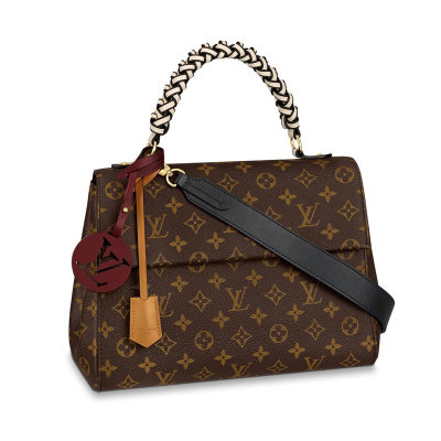 Louis Vuitton Monogram Canvas Cluny MM Handbag Bags M44669