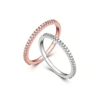 silver ring111001(a pair)