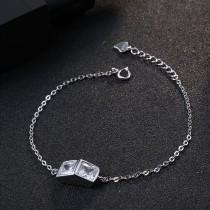 silver bracelet MLL155