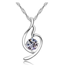 silver pendant MLA01a