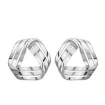 silver earring MLE212
