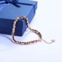 silver bracelet MLB121b(19cm)
