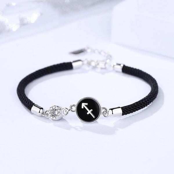 Silver Couple bracelet 352