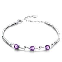 silver bracelet MLL11a