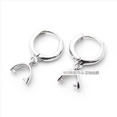 .  earrings 夹口配件