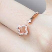 silver ring MLK75a