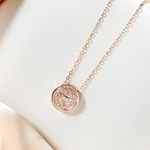 silver pendant MLA788