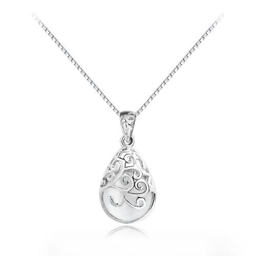 silver pendant MLA593