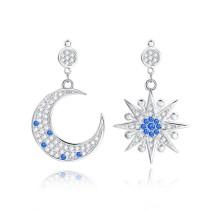 silver earring MLE374