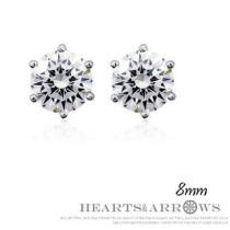 silver earring 033003 (8mm)