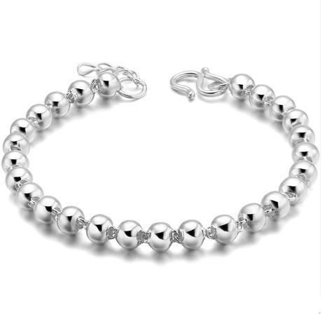 silver bracelet MLL19(woman)(5.1g)