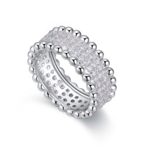 silver ring 22286