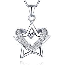 silver pendant MLA279