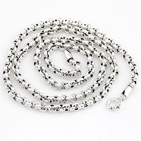 silver chain5T0003(20\ )4mm
