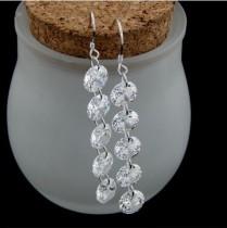 silver earring 731825
